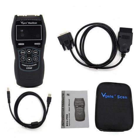 Портативный диагностический сканер Vgate Maxiscan VS890