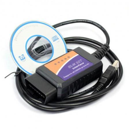 ELM327 USB Standard v1.5 чип pic18f25k80