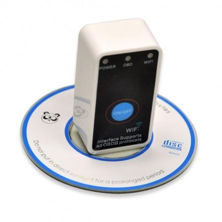 ELM327 Wi-Fi  Mini с кнопкой On/Off  v1.5 чип pic18f25k80