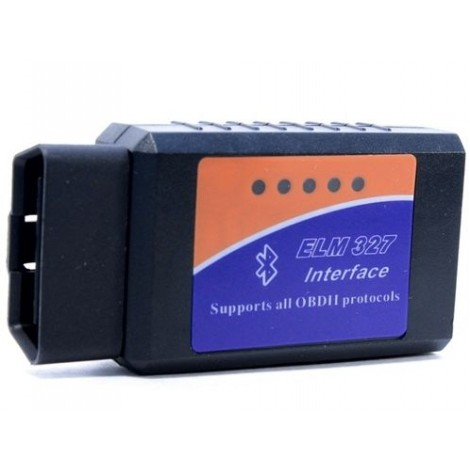 ELM327 Bluetooth Standart v1.5 чип pic18f25k80