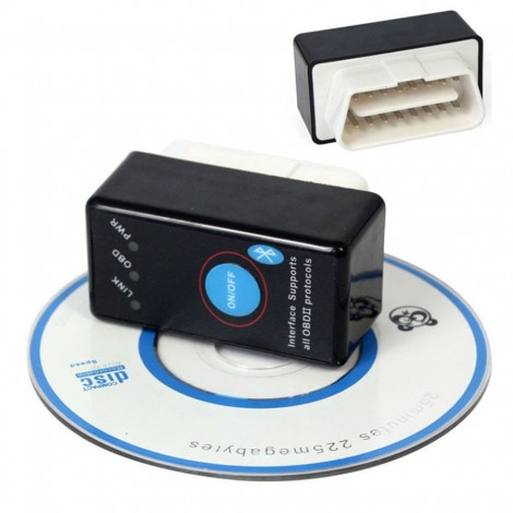 ELM327 Bluetooth Mini On/Off  v1.5 чип pic18f25k80