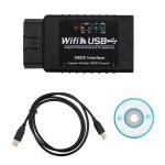 ELM327 Professional Wi-Fi + USB v2.1