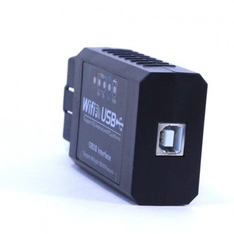 ELM327 Professional Wi-Fi + USB