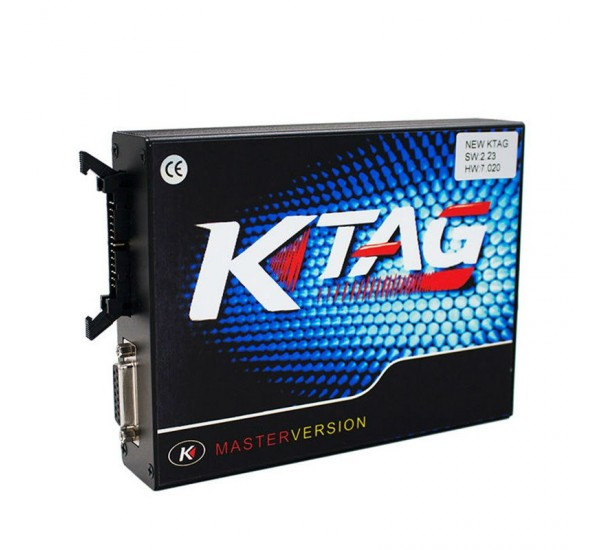 Программатор K-TAG Master 7.020 v2.23