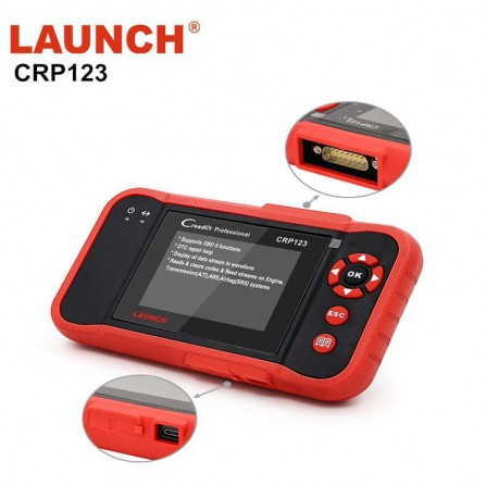 Launch Creader Professional 123