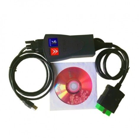 Дилерский сканер Lexia 3 + PP2000(версия Full Chip) для Citroen / Peugeot