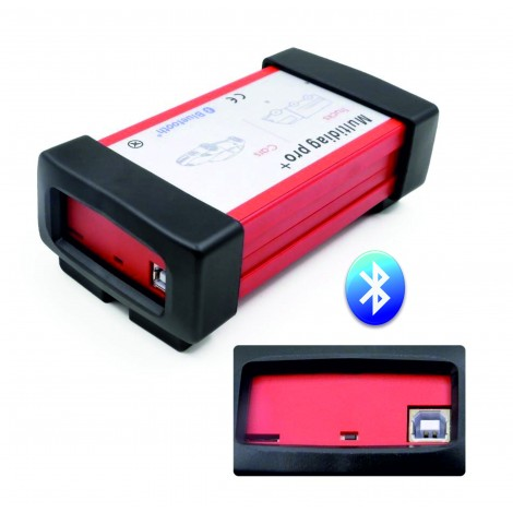 Мультимарочный сканер Multidiag Pro+ Bluetooth