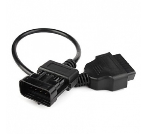 Opel 10pin - OBDII 16pin
